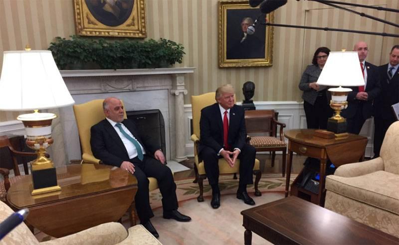 """Трамп: """"Решение о выводе американских войск из Ирака было ошибкой"""""""