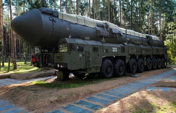A divisão de Novosibirsk das Forças de Mísseis Estratégicos mudará completamente para Yarsy