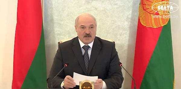 Александр Лукашенко сообщил о задержаниях десятков боевиков в РБ