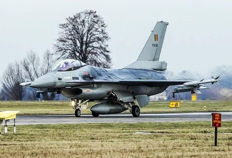 Бельгия объявила конкурс на новый истребитель для своих ВВС