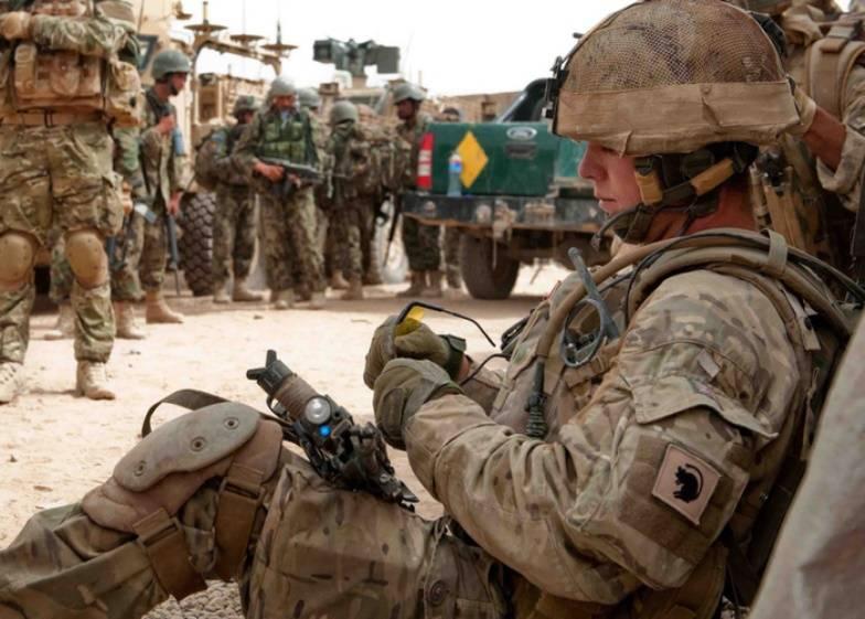Daily Express: британская армия потеряла боевой дух