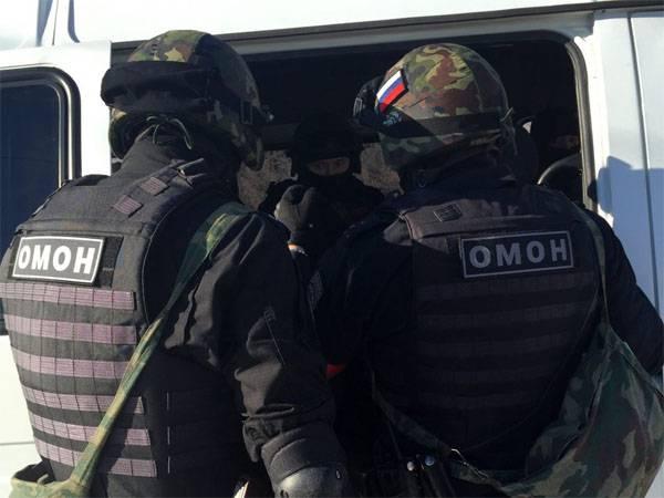 Estadísticas de la Guardia rusa para neutralizar a los miembros del bandido clandestino para el año 2016