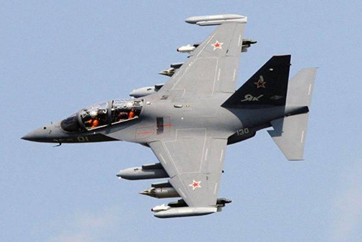 Las entregas del Yak-130 a Myanmar se completarán este año