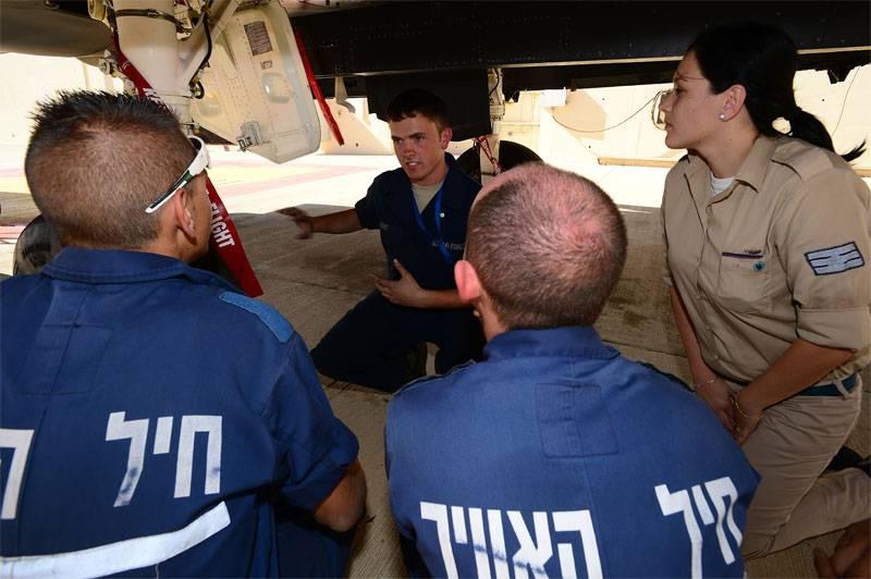 """Израиль объясняет интерес к авиационным учениям Blue Flag: """"Здесь же русские"""""""