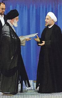 Die Unvermeidlichkeit von Rouhani