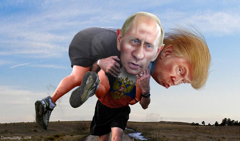 Russland als Verbündeter der Vereinigten Staaten