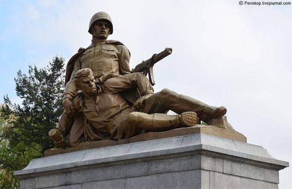 In Warschau wurde der Friedhof der sowjetischen Soldaten-Befreier geschändet