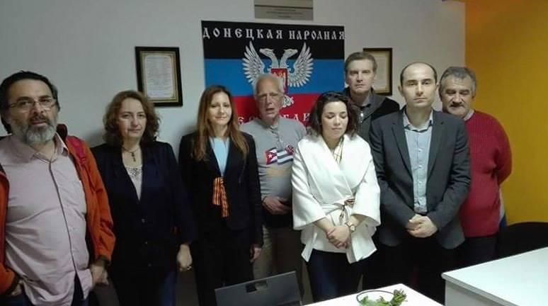 В Греции открыт Представительский центр ДНР