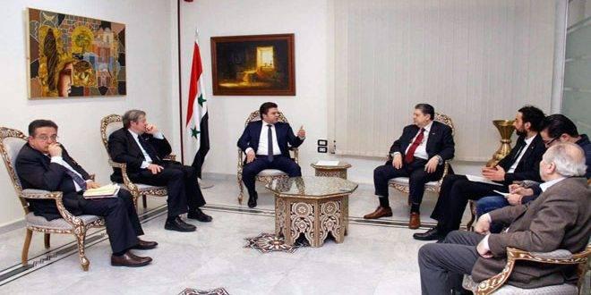 Damasco presenterà un'azione legale nei tribunali internazionali contro individui e paesi che commettono terrore nella SAR