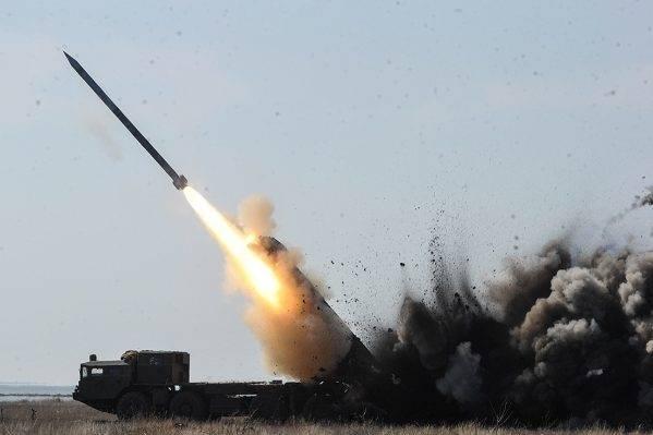 Em Kiev, informou sobre o lançamento bem sucedido de novos mísseis