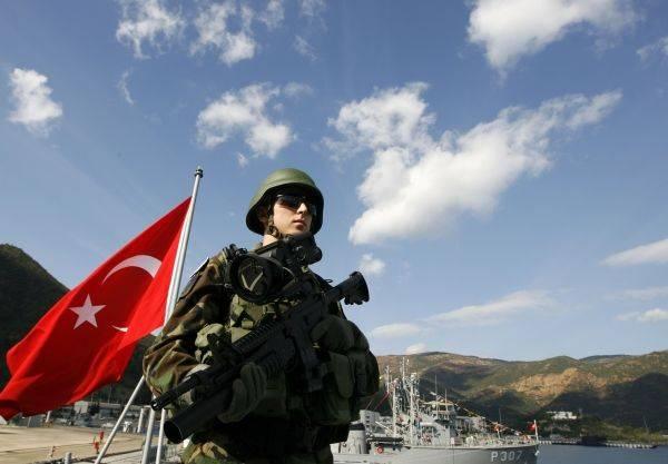 Германия запретила экспорт некоторых вооружений в Турцию