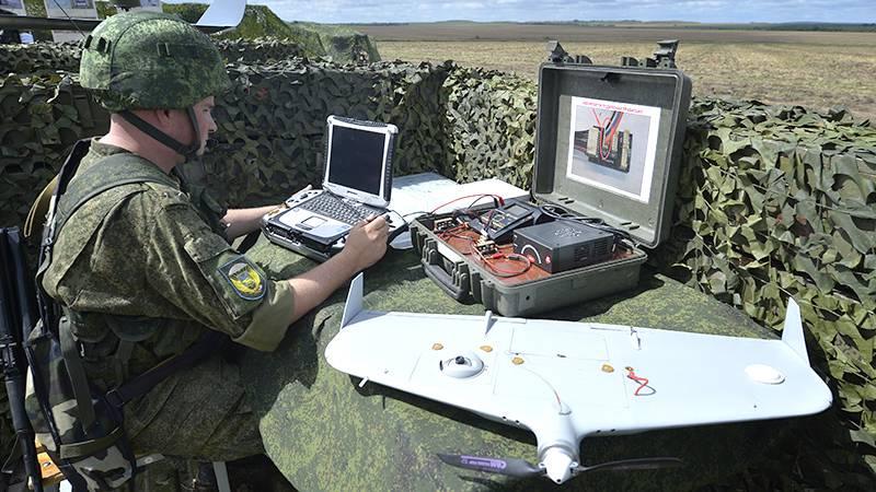 Das russische Verteidigungsministerium hat ein neues Programm für UAVs entwickelt