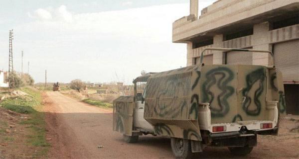 Боевики штурмом взяли город Суран в сирийской провинции Хама