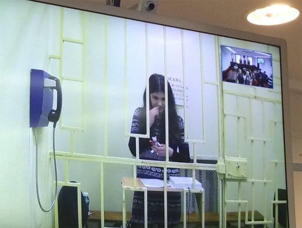 Верховный суд оставил в силе приговор в отношении А.Ивановой (Варвары Карауловой)