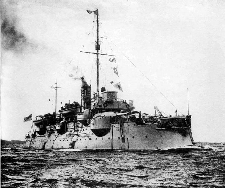 Броненосцы типа «Адмирал Сенявин»: плохие корабли или плохие командиры?