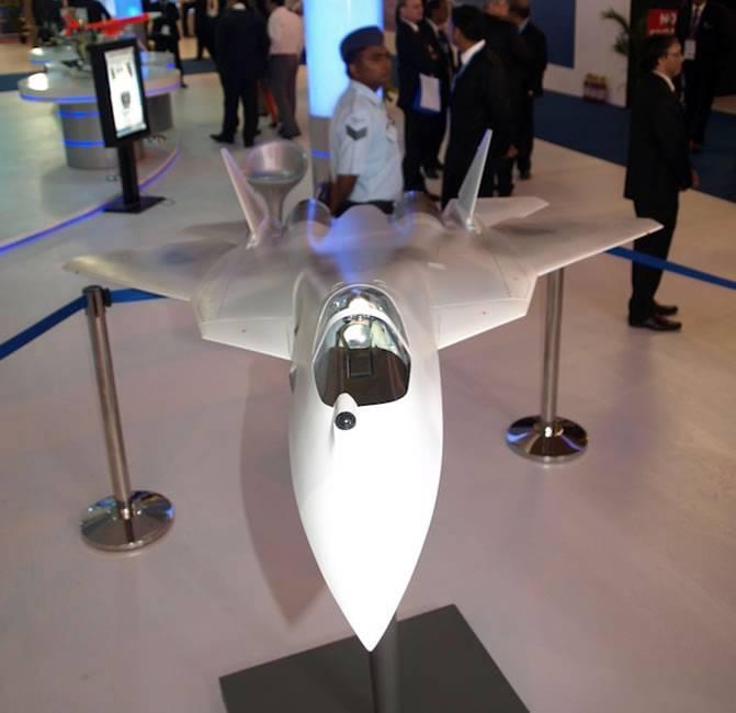 Индия примет конкретные решения по перспективному самолету в ближайшее время