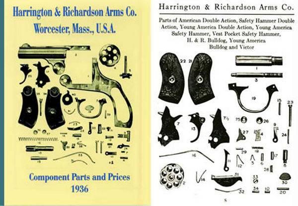 """Um revólver para trapaceiros e estudantes do ensino médio com espinhas: """"Harrington and Richardson"""" 32-caliber"""