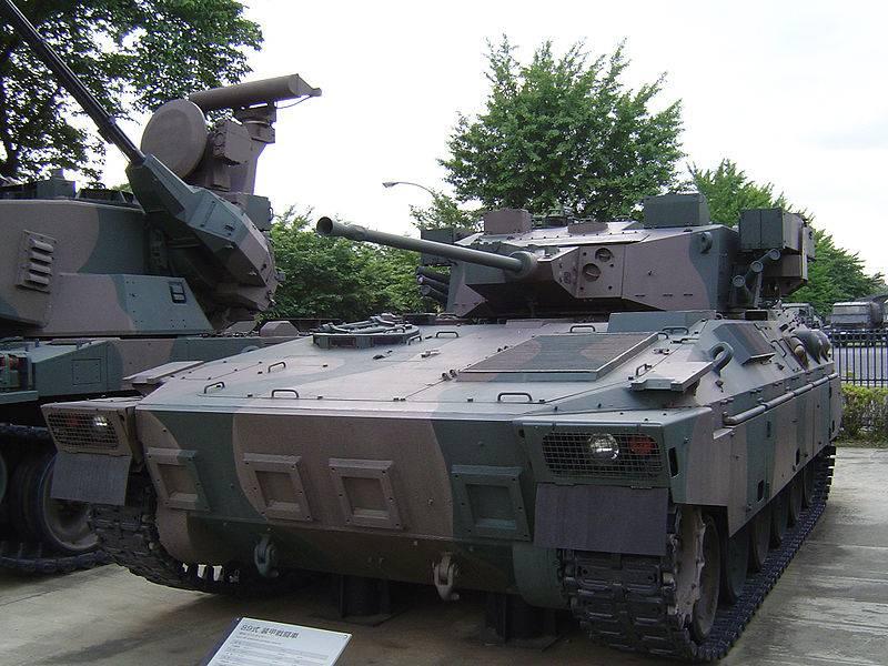"""Vehículo de combate de infantería """"Tipo 89"""" (Japón)"""