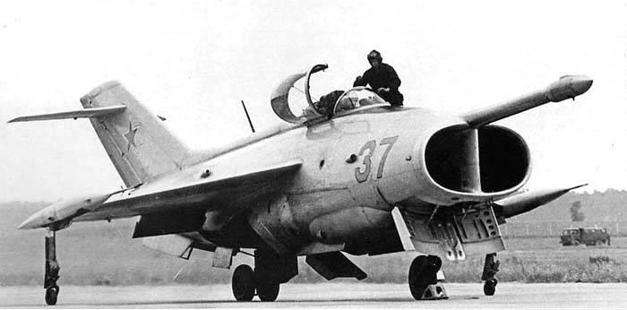 Cómo Khrushchev reformó la aviación