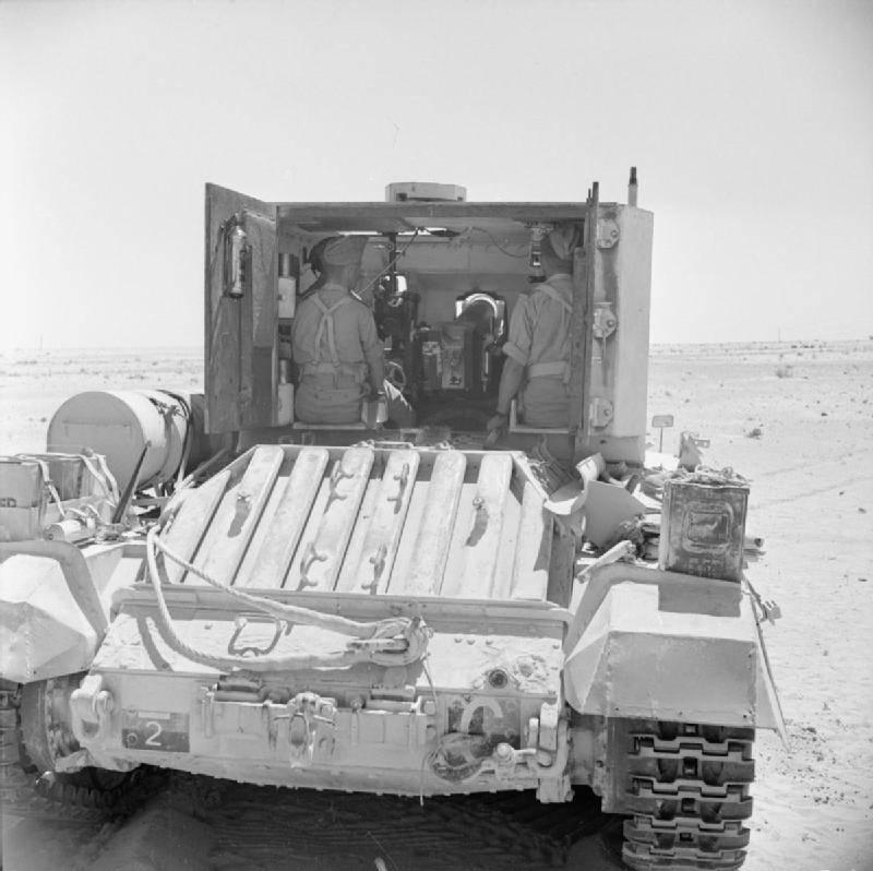 Самоходные гаубицы Второй мировой войны. Часть 12. Bishop