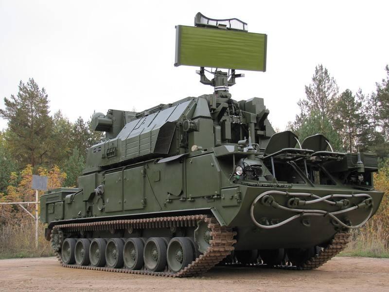 ВРФ планируется сделать ЗРК войсковой ПВО малой дальности к 2030г.