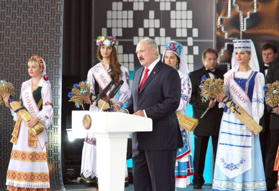 Белоруссия обнаружила свою тысячелетнюю государственность