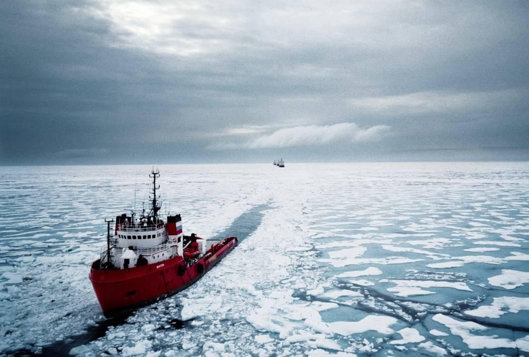 РФзаключила соглашение осотрудничестве сСША и иными государствами Арктики