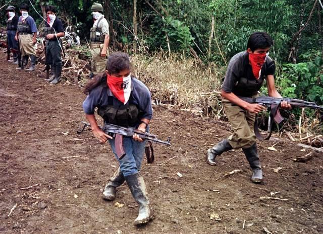 Перуанская герилья. Часть 3. От войны в джунглях до захвата посольства Японии