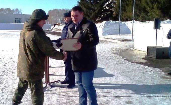 Forças Especiais GRU retornaram da Síria para Novosibirsk