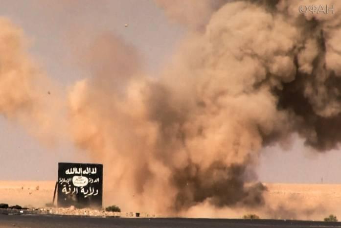Сирийские повстанцы при поддержке США начали наступление на Ракку
