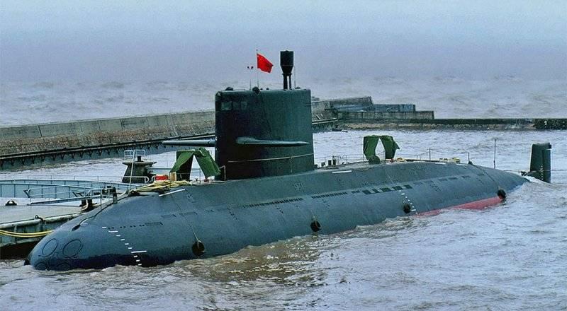 Таиланд приобретает три субмарины производства Китая