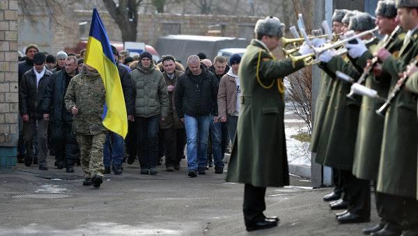 Украина озвучила планы по весеннему призыву