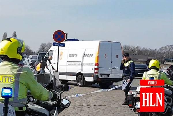 Polícia belga disse que impediu o ataque terrorista em Antuérpia
