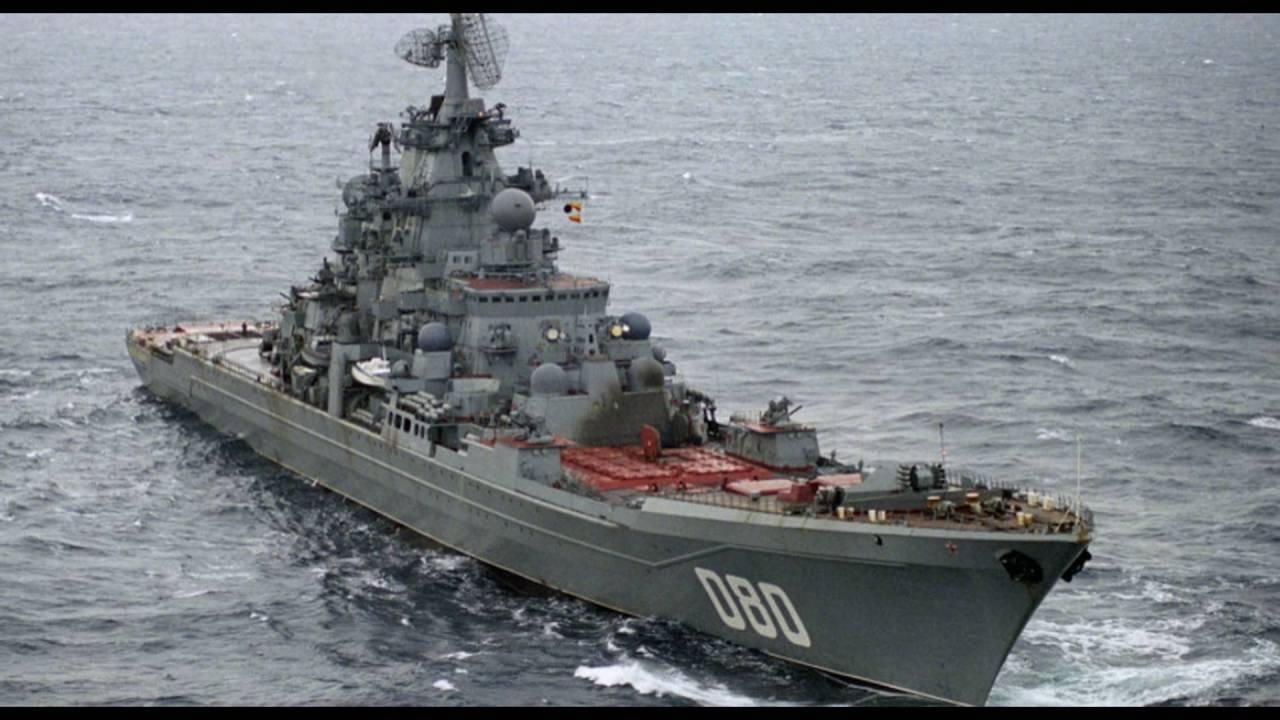 Атомный крейсер «Адмирал Нахимов» переоснастят ракетами «Калибр» иЗРК «Полимент-Редут»