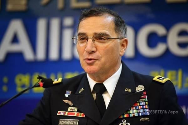 El comandante de las fuerzas estadounidenses en Europa quiere fortalecer al ejército de Ucrania.