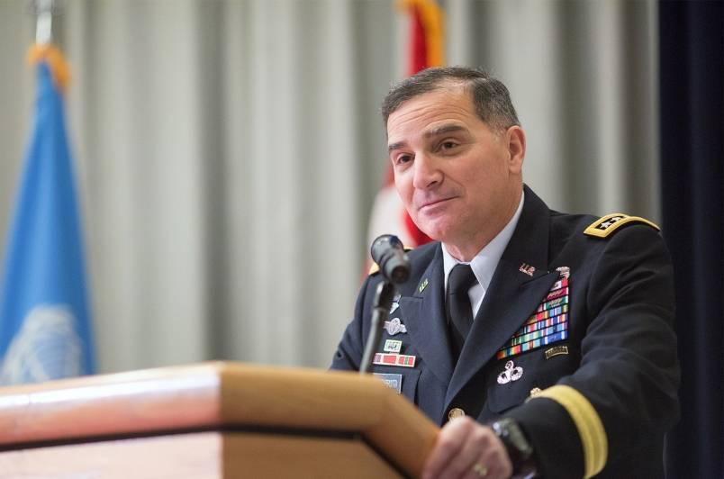 Европейское командование США обвинило Российскую Федерацию вантагонизме