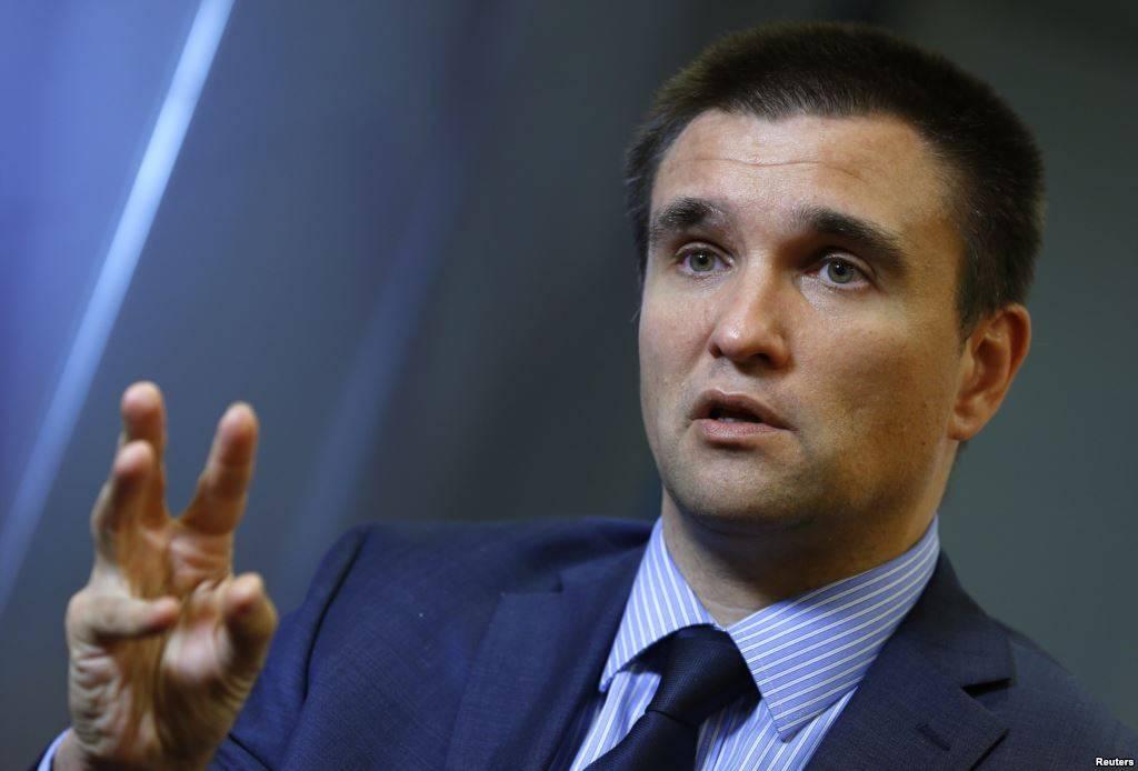 Климкин пожаловался насоюзников, которые нехотят воевать за Украинское государство
