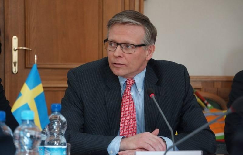 """Suécia pretende ampliar cooperação com a OTAN por causa da """"agressão russa"""""""