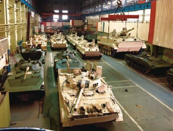 """Notizie sullo sviluppo di BMP """"Knight"""""""