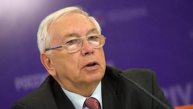 Лукин: доверие между США и РФ по вопросам ядерного разоружения «стремится к нулю»