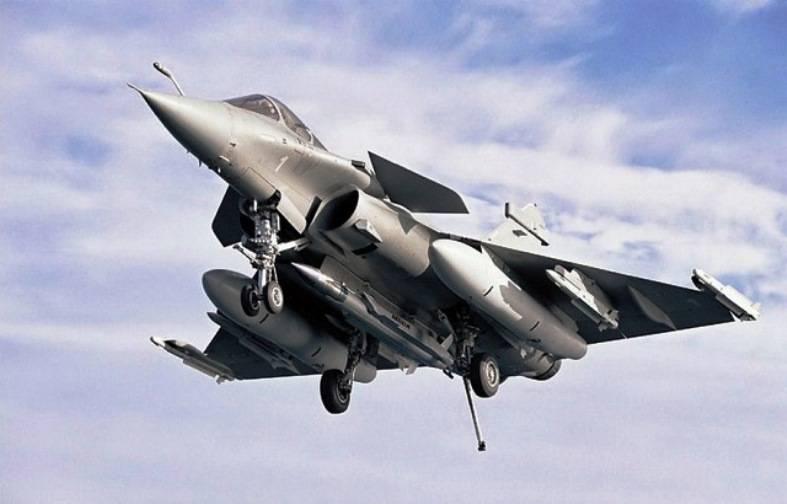 Компания Dassault начала разработку «Рафаля» нового поколения