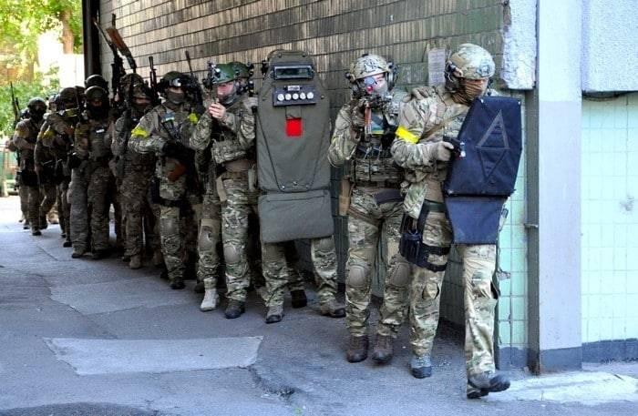 """Ucrânia está reformando o SBU em um """"padrão ocidental"""""""