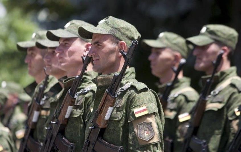Подписано соглашение овхождении части подразделений армии Южной Осетии вВС РФ