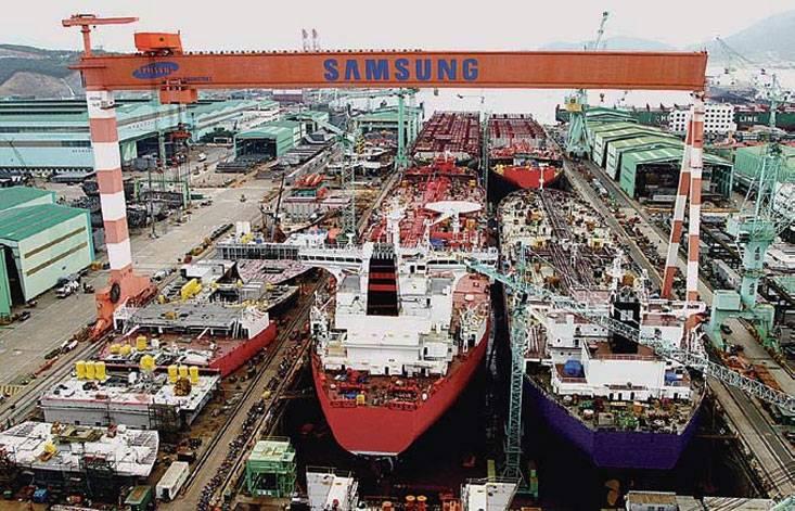 Морские локомотивы