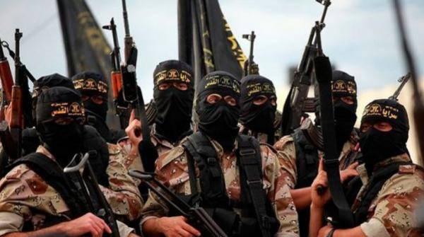"""In der Werchowna Rada als """"Helden"""" und Verbündete der Militanten der ISIL, die Rosengarden in Tschetschenien angegriffen"""