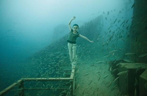 Em Sevastopol, desenvolva tecnologia de respiração subaquática usando fluido nos pulmões