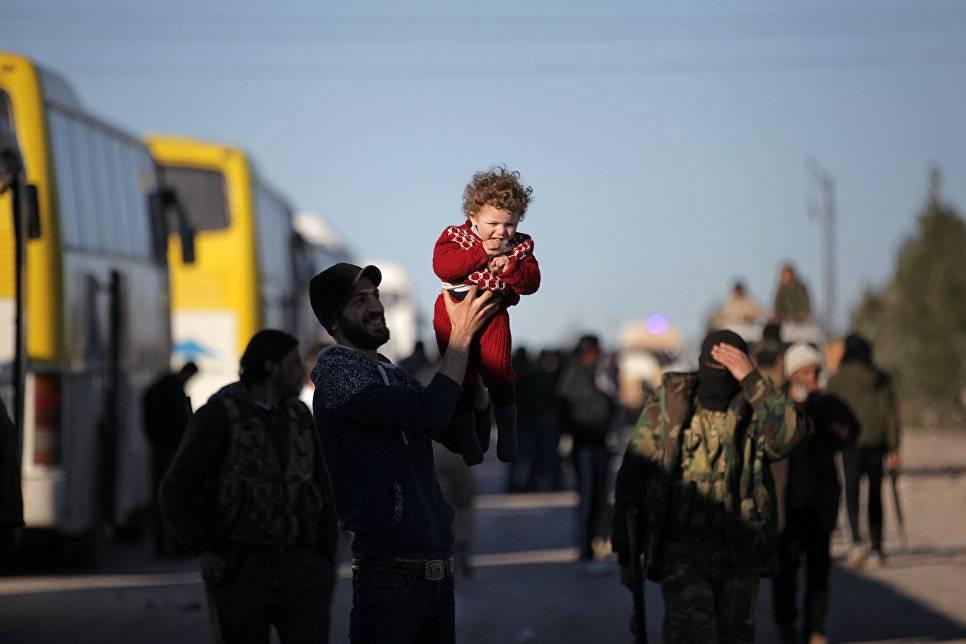 Губернатор сирийского Хомса поведал о пятнадцати группировках, удерживающих район Аль-Ваер