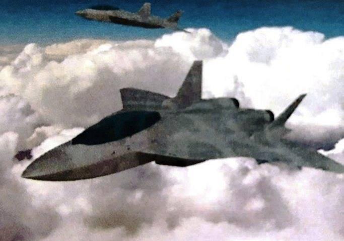 Немцы решили создать самолёт, который превзойдёт ПАК ФА