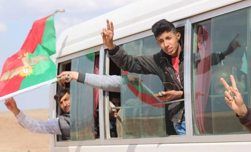 Quanta soberania os curdos sírios poderão engolir?