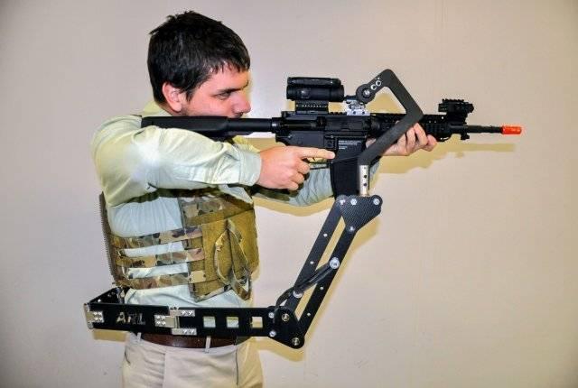 «Третья рука» несомненно поможет поднять точность стрельбы американских военных
